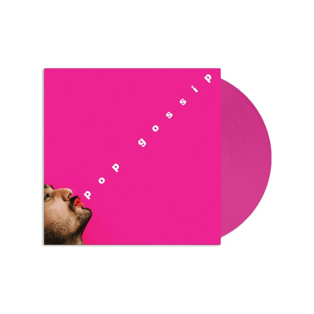International Teachers Of Pop Pop Gossip (Signed) LP (Vinyl)