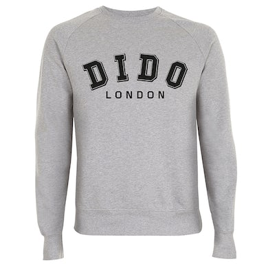 Dido Grey College Sweatshirt