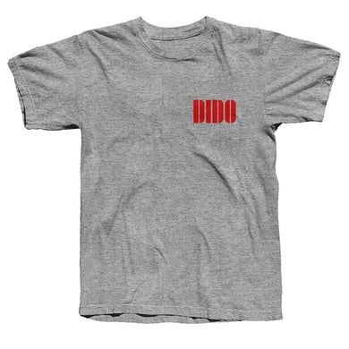 Dido Red Logo T-Shirt