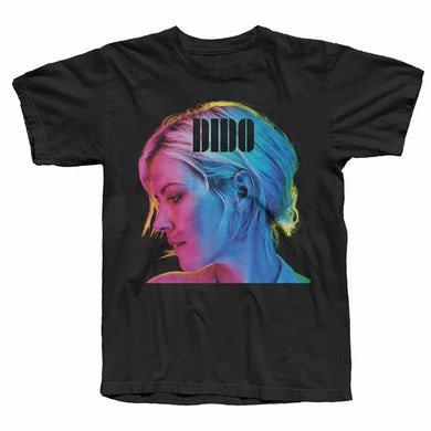 Dido 2019 Black Tour T-Shirt