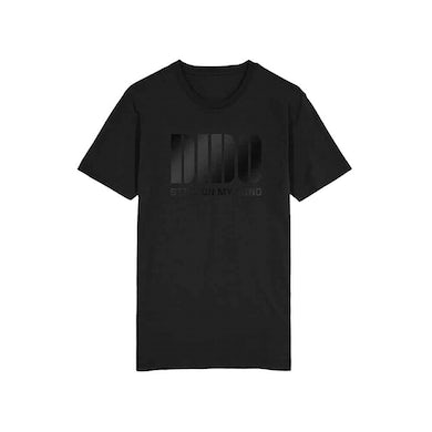 Dido Gloss Logo On Black T-Shirt
