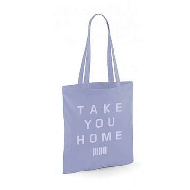 Dido Take You Home Tote Bag