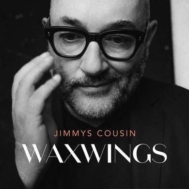 Jimmy's Cousin Waxwings CD Album CD