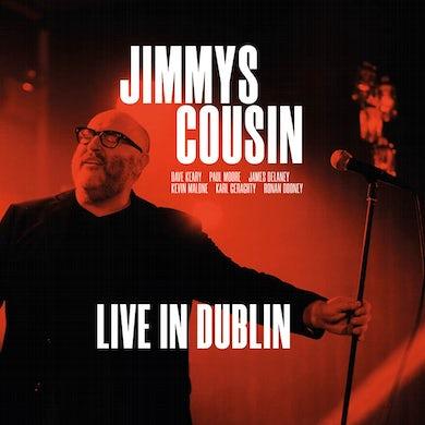 Jimmy's Cousin Live in Dublin CD