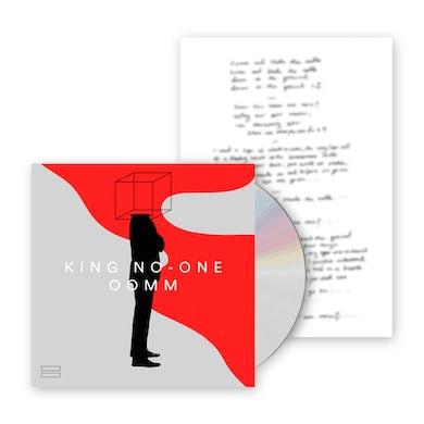 King No-One OOMM EP CD