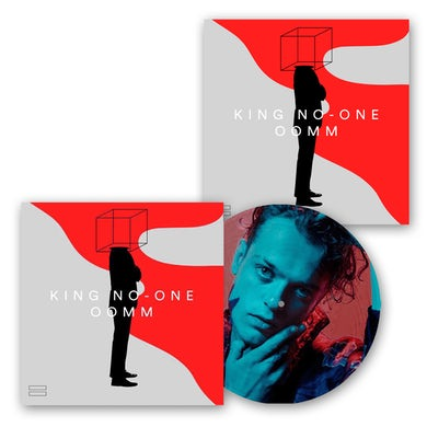 King No-One OOMM Picture Disc EP (Zach Edition) LP (Vinyl)