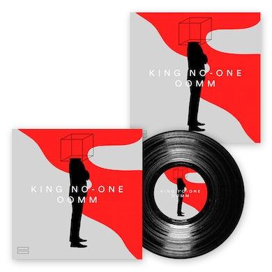 King No-One OOMM Black Vinyl EP LP