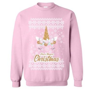 Leona Lewis Magical Unicorn Sweatshirt