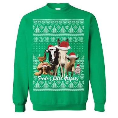 Leona Lewis Animal Gang Sweatshirt