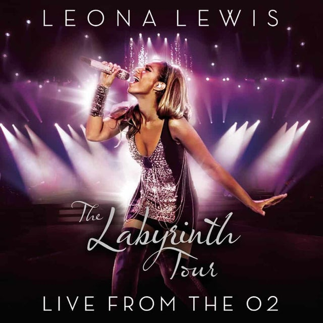 Leona Lewis The Labyrinth Tour: Live from The O2 CD/DVD