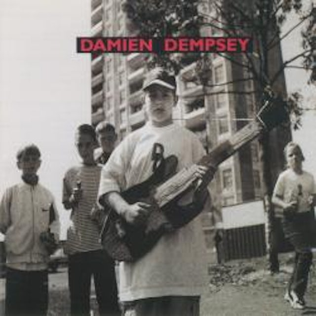 Damien Dempsey They Dont Teach This Shit In School CD