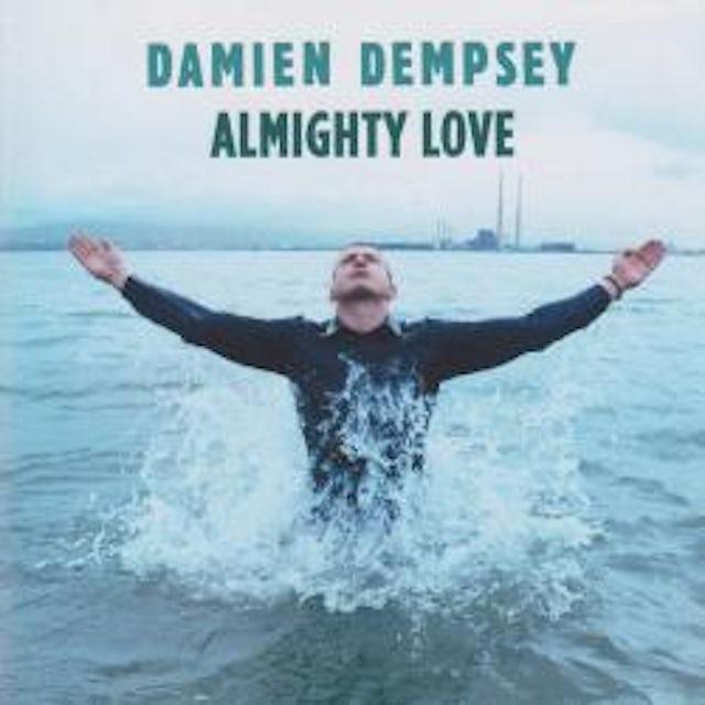 Damien Dempsey Almighty Love CD