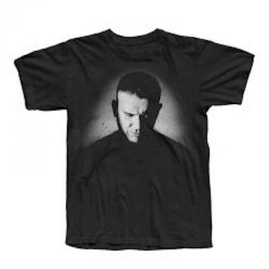 Damien Dempsey Unisex Black Face T-Shirt