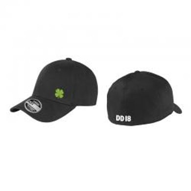 Damo Embroidered Shamrock Cap