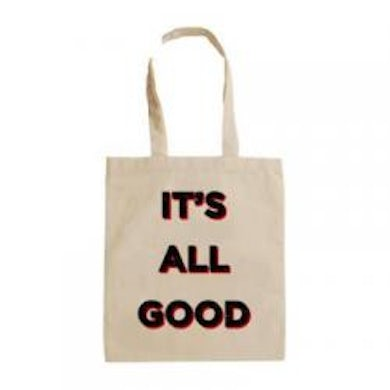 Damien Dempsey It's All Good Tote Bag