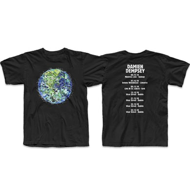 Union Black T-Shirt