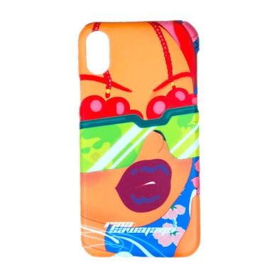 "Rina Sawayama ""Face"" iPhone Case"