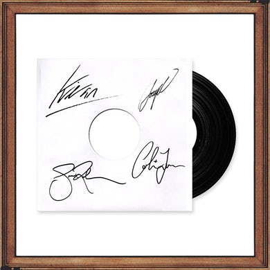 Circa Waves What's It Like Over There? Test Pressing LP (Vinyl)