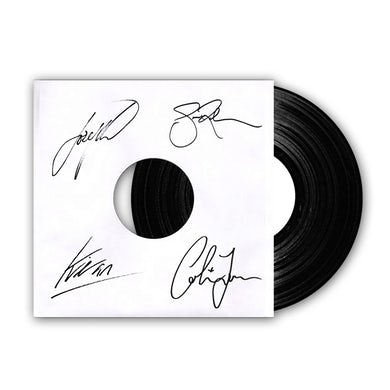 Sad Happy Test Pressing Vinyl (Signed & Numbered) LP