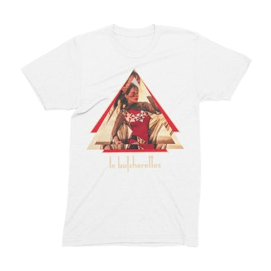 Le Butcherettes Triangle T-Shirt