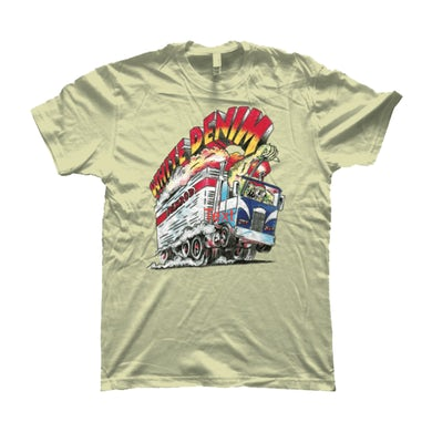 White Denim  Ramrod T-Shirt
