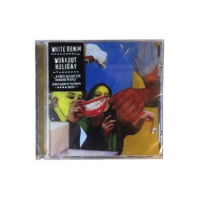 White Denim  Workout Holiday CD