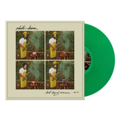 Last Day Of Summer Green (Remastered)  Heavyweight LP (Vinyl)