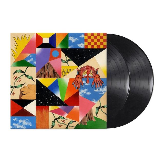 White Denim In Person Clear Double LP (Vinyl)