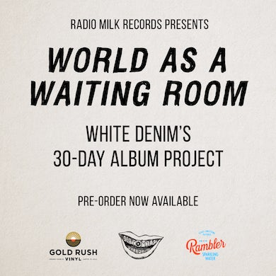 World As A Waiting Room LP (Vinyl)