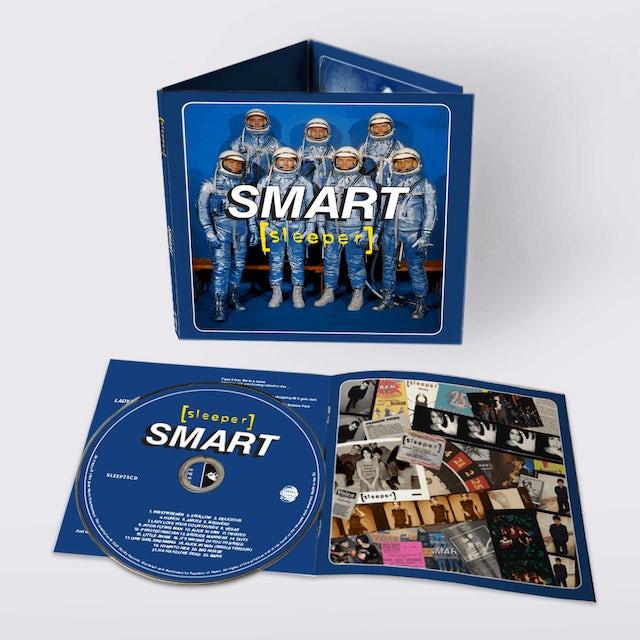 Sleeper Smart CD Album (25th Anniversary Reissue) (Signed) CD
