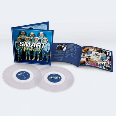 Smart (25th Anniversary Reissue) Double Clear Vinyl  Double LP