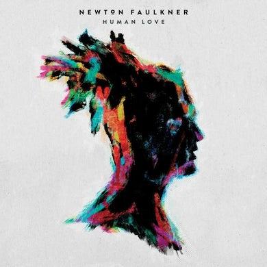 Newton Faulkner Human Love  CD