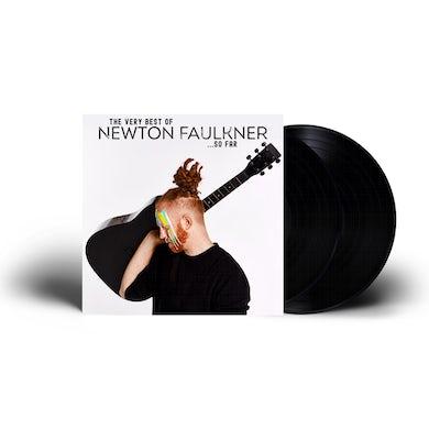 The Very Best Of Newton Faulkner... So Far Double Heavyweight LP (Vinyl)