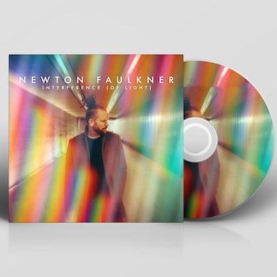 Newton Faulkner Interference (of Light) (Signed) CD