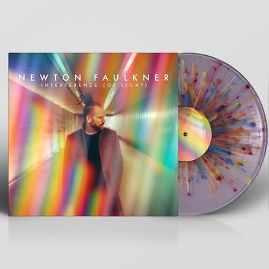 Newton Faulkner Interference (of Light) Multicolour (Signed) LP (Vinyl)
