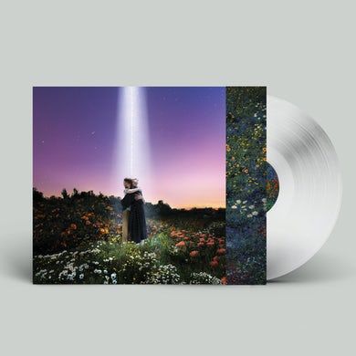 Lets Just Say The World Ended A Week From Now, What Would You Do? Crystal Clear LP (Vinyl)