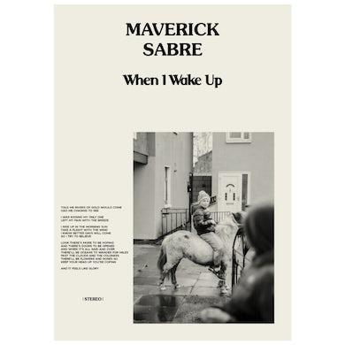 Maverick Sabre Album A3 Poster