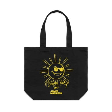 James Morrison Sun Tote Bag