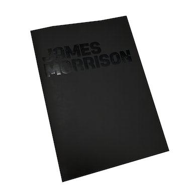 James Morrison Handwritten Lyric Book