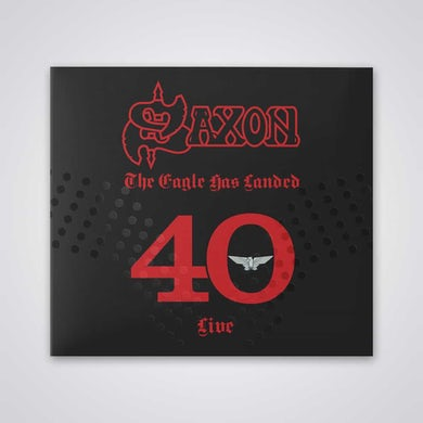Saxon The Eagle Has Landed 40 Deluxe CD
