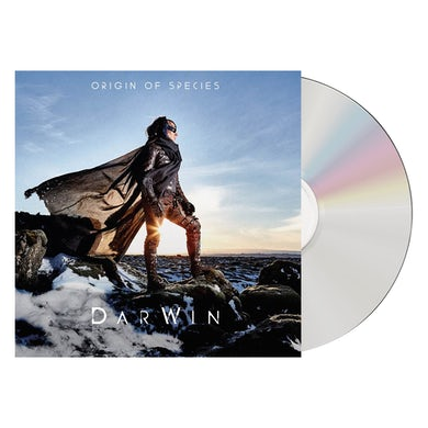 DarWin Origin Of Species Deluxe  CD