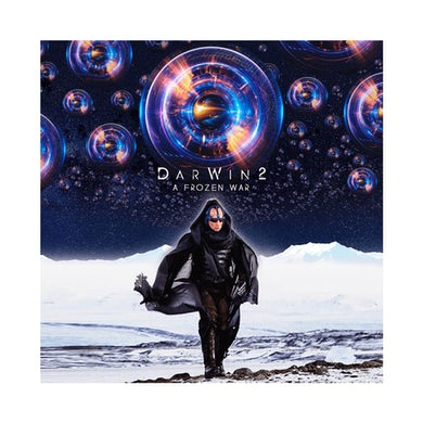 DarWin A Frozen War  Double LP (Vinyl)