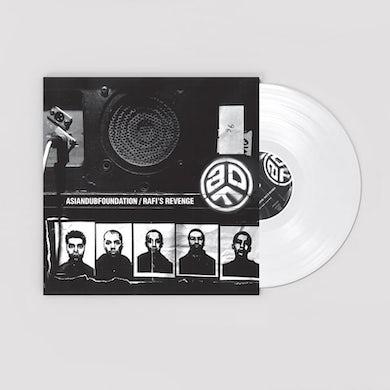 Asian Dub Foundation Rafi's Revenge White Double LP Double LP (Vinyl)