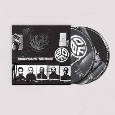 Asian Dub Foundation Rafi's Revenge Double CD CD