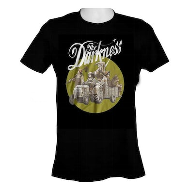 The Darkness Tractor T-Shirt
