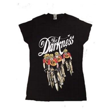 The Darkness Tour De Prance Ladies T-Shirt