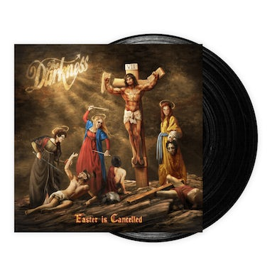 The Darkness Easter Is Cancelled Heavyweight LP (Vinyl)