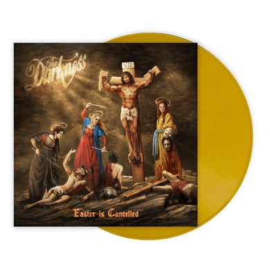 The Darkness Easter Is Cancelled Colour Heavyweight LP (Vinyl)