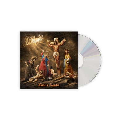 The Darkness Easter Is Cancelled Deluxe CD
