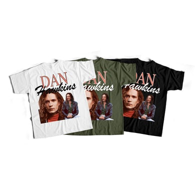 The Darkness Dan Lockdown T-Shirt